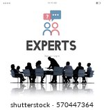 assistance business consulting... | Shutterstock . vector #570447364