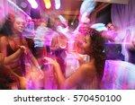 ukraine  alushta   august 14 ... | Shutterstock . vector #570450100