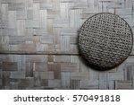wood texture by art of craft ... | Shutterstock . vector #570491818