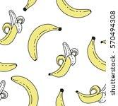 Sweet Bananas Pattern