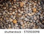 River Rocks Background