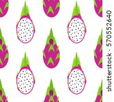 vector seamless pattern with... | Shutterstock .eps vector #570552640