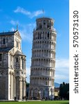 The Leaning Tower Of Pisa And...