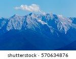 Olympus Mountain In Greece....