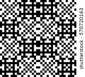 vector seamless pattern.... | Shutterstock .eps vector #570720163