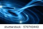 best internet concept of global ... | Shutterstock . vector #570743443