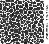 organic irregular rounded... | Shutterstock .eps vector #570754528