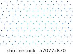 light blue vector of small... | Shutterstock .eps vector #570775870