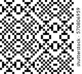 vector seamless pattern.... | Shutterstock .eps vector #570806959