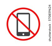no mobile phone icon. no phone...