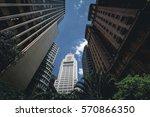 Sao Paulo Landmark   Brazil