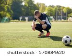 sport  football  fail  loss and ... | Shutterstock . vector #570884620