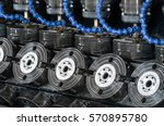 machines and equipment for... | Shutterstock . vector #570895780