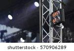 stage light | Shutterstock . vector #570906289