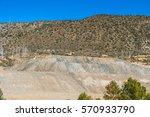 clay quarry in castellon. spain.... | Shutterstock . vector #570933790