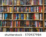 san francisco  usa   january 30 ... | Shutterstock . vector #570937984