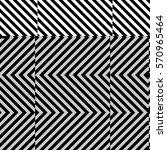 vector seamless pattern.... | Shutterstock .eps vector #570965464