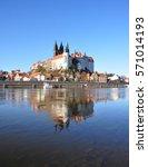 meissen in saxony  germany | Shutterstock . vector #571014193
