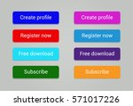 create a profile register now... | Shutterstock .eps vector #571017226
