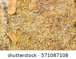background concrete wall ... | Shutterstock . vector #571087108