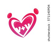 vz logo | Shutterstock .eps vector #571140904