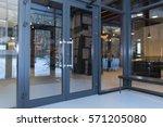 doors and windows | Shutterstock . vector #571205080