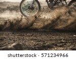 motocross racing   Shutterstock . vector #571234966