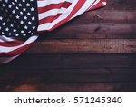 Star Striped Flag Of The Usa O...