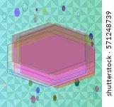jewel vector background | Shutterstock .eps vector #571248739