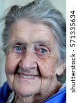 Elderly Woman At Home  Taunton...