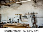 tools and equipment used for... | Shutterstock . vector #571347424