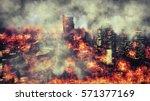 Apocalypse. Burning City ...