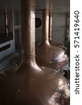 Traditional Copper Distillery...