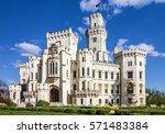 Castle Hluboka Nad Vltavou ...