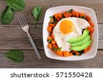 Breakfast Nutrient Bowl With...