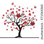 vector illustration of a... | Shutterstock .eps vector #571564360