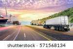 logistics import export... | Shutterstock . vector #571568134
