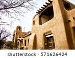 Small photo of New Mexico Museum of Art, Santa Fe, New Mexico USA