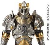 Full Medieval Iron Suit ...