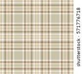 seamless tartan plaid pattern.... | Shutterstock .eps vector #571776718