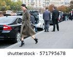 "paris october 3  2015. ""tank""... | Shutterstock . vector #571795678"