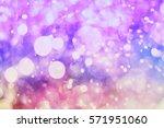 festive elegant abstract...   Shutterstock . vector #571951060