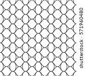 vector seamless pattern. ... | Shutterstock .eps vector #571960480
