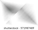 abstract background with lines... | Shutterstock .eps vector #571987489