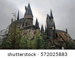 The Wizarding World Of Harry...