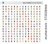 vector collection of all world... | Shutterstock .eps vector #572028466