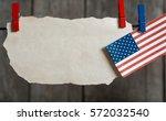patriotic  concept   usa ...   Shutterstock . vector #572032540