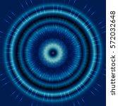 abstract technology concept ... | Shutterstock . vector #572032648