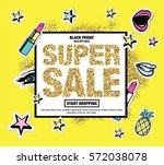 super sale start shopping...