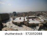 mecca  saudi arabia    june 28... | Shutterstock . vector #572052088